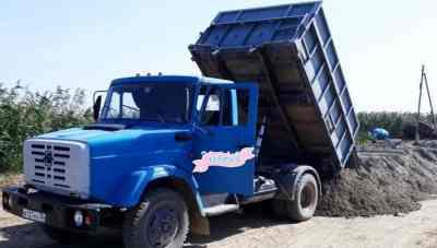 ЗИЛ самосвал 5 тонн перевозка песка щебеня земли о - Петрозаводск, цены, предложения специалистов