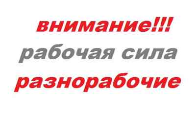 Разнорабочие/Демонтаж/Уборка улиц и дорог от снега - Петрозаводск, цены, предложения специалистов