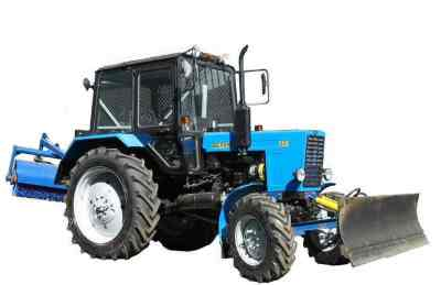 Услуга коммунального трактора, по уборке снега - Петрозаводск, цены, предложения специалистов