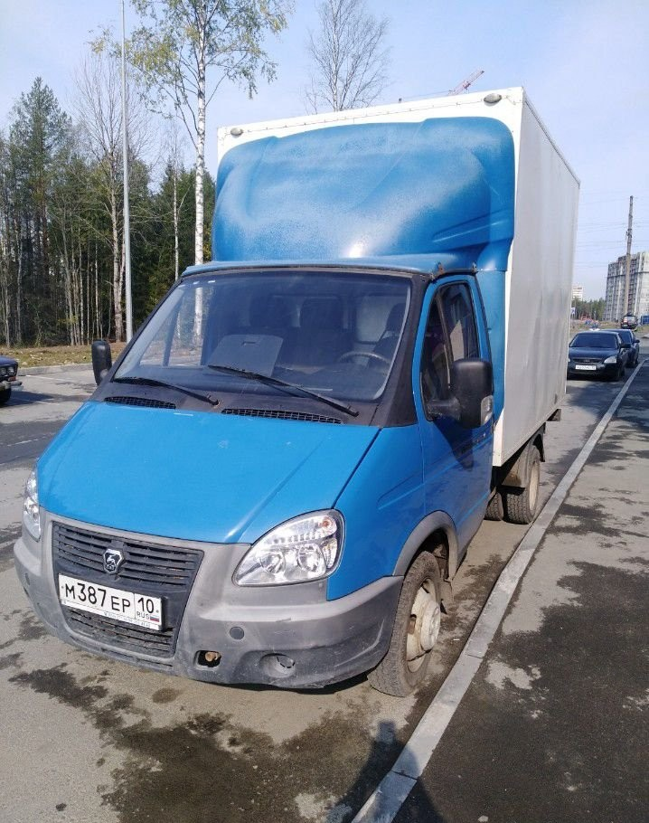 Грузоперевозки, квартирный переезд - Петрозаводск