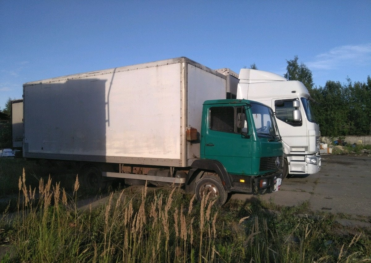 Грузоперевозки до 5тонн, квартирные переезды - Петрозаводск