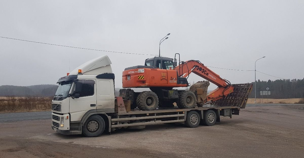 Услуги, Услуги и заказ тралов эвакуатора - Петрозаводск