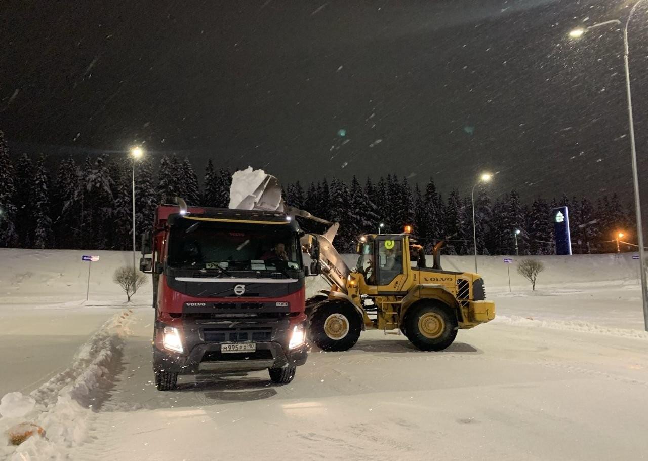 Уборка улиц и дорог от снега - Петрозаводск, цены, предложения специалистов